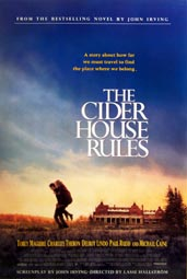 Cider House Rules UK poster